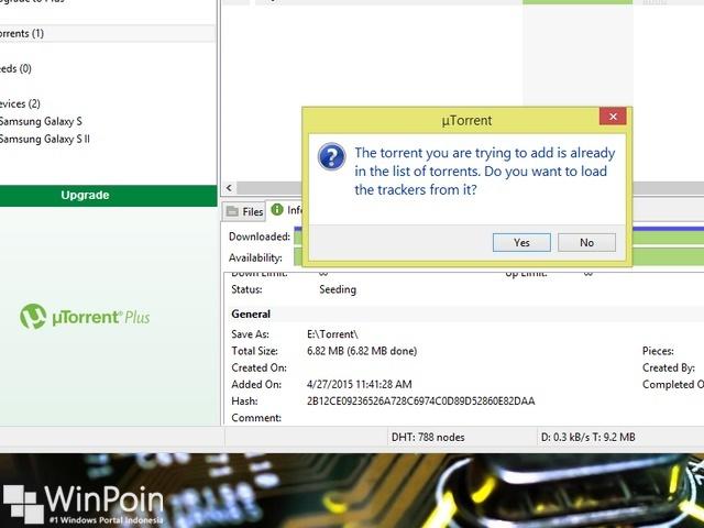 Cara Mempercepat Download Torrent