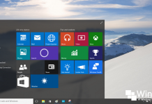 Review Windows 10 Build 10074