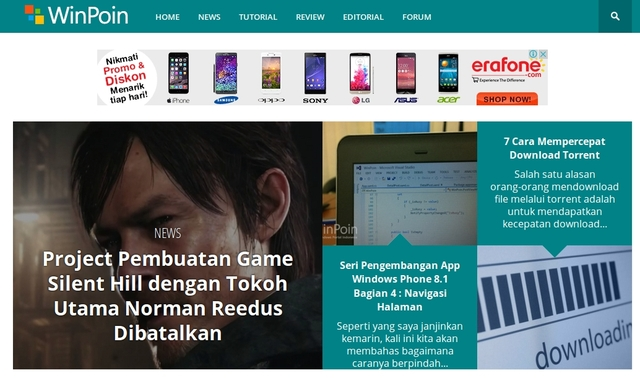 5 Cara Stalking WinPoin Agar Tidak Ketinggalan Info Seputar Windows & Windows Phone
