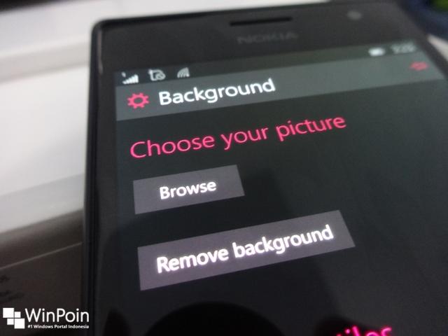 Inilah Start Screen Windows 10 Smartphone — Fitur Baru Beserta Bugs Didalamnya