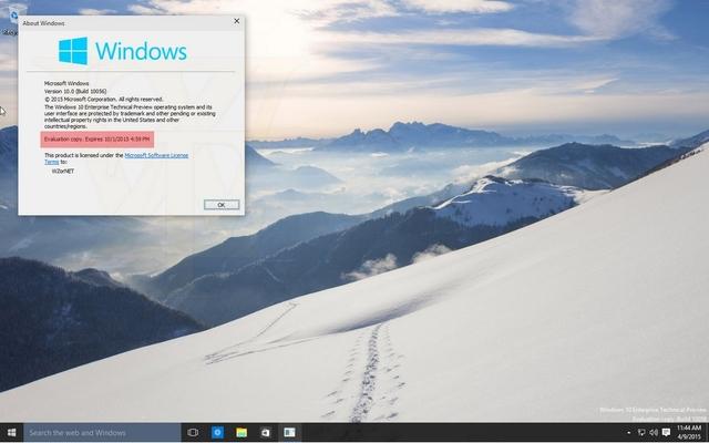 """Icon """"Jadul"""" di Windows 10 Preview Sudah Diganti di Build 10056"""