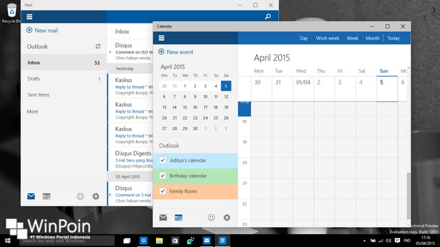 Inilah Fitur Baru di Windows 10 Build 10051 (Review Eksklusif)