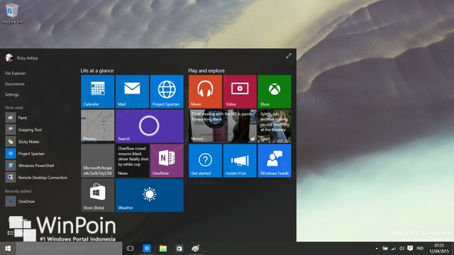 Windows 10 Build 10061 Dirilis, Ayo Download!