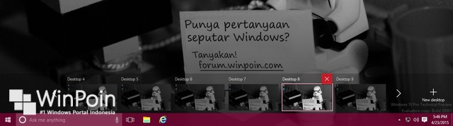 Inilah Tampilan dan Fitur Baru Windows 10 Build 10061 (Review)