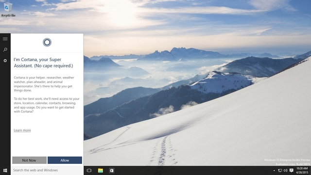 Windows 10 Pro dan Enterprise Build 10074 Bocor ke Publik, Installer Langsung dari Server Microsoft