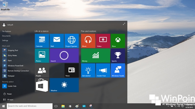 Member Windows Insider Bisa Upgrade ke Windows 10 Final Gratis?