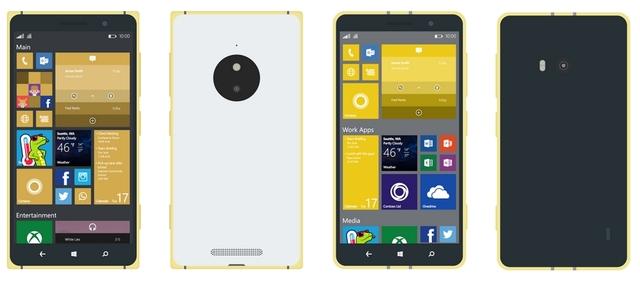 Inilah Konsep Windows X Phone yang Dianggap Lebih Keren dari Windows 10 Smartphone