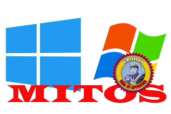 Mitos Terkait Windows