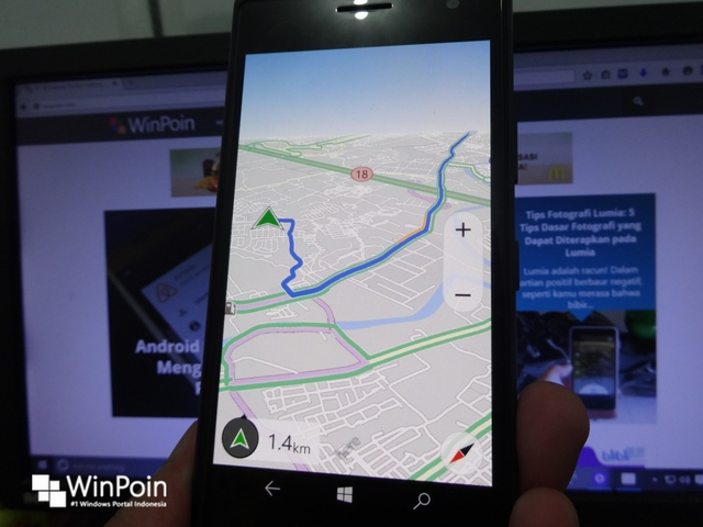 Jika Nokia Tergiur dengan Tawaran 39.4 Triliun, Maka HERE Maps Akan Menjadi Milik Uber
