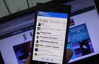 Mengejutkan, BBM Lancar di Windows 10 Mobile Preview Terbaru