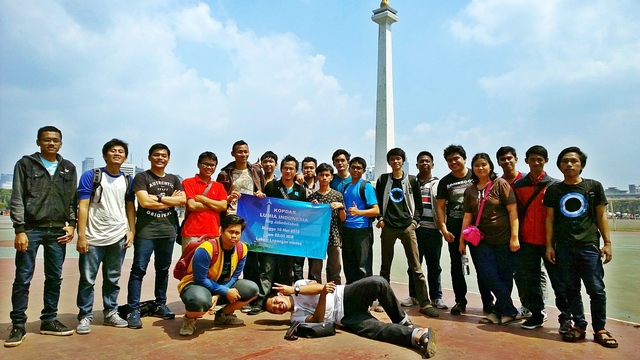 Sepenggal Kisah Persahabatan di Kopdar Lumia Indonesia Hari Ini