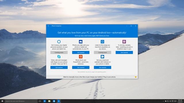 Microsoft Menjadikan Android dan iOS Bisa Terhubung Mulus ke Windows PC