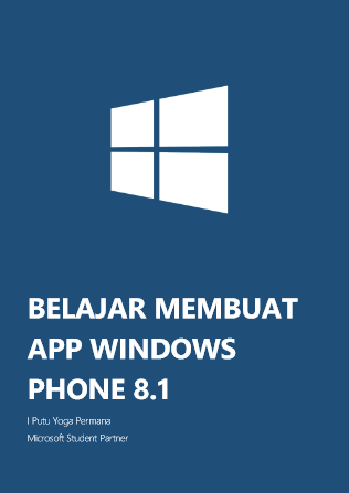 Belajar Membuat App Windows Phone 8.1