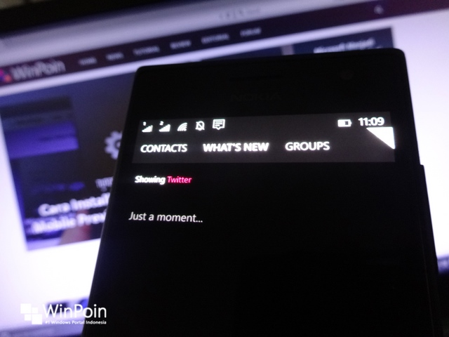 Inilah Fitur Baru di Windows 10 Mobile Preview Build 10080