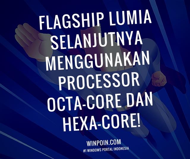 Inilah Spesifikasi Dua Flagship Lumia Terbaru: Lumia Cityman & Lumia Talkman (Octa & Hexa Core!)