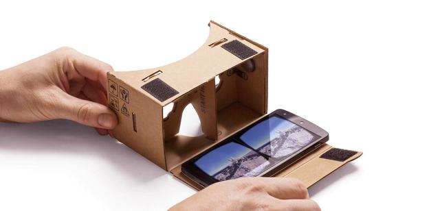 Google Akan Mengubah Kardus VR Mainan Menjadi Virtual Reality Sungguhan