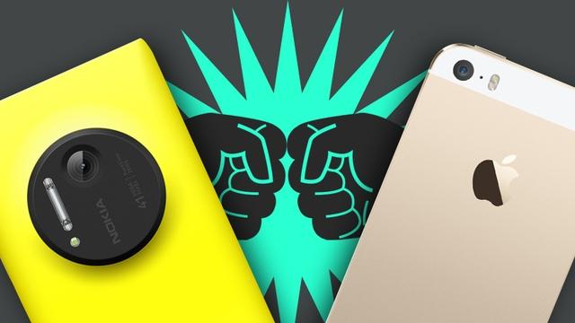 Melalui Seri iPhone 6S, Apple Siap Menantang Kualitas Kamera Lumia