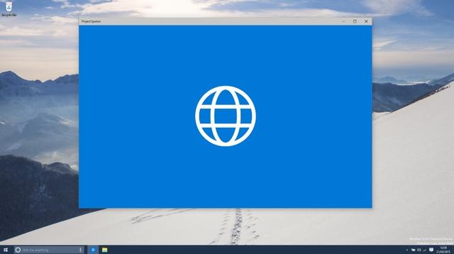 Tanya: Apa Pendapat Kamu dengan Nama dan Logo Baru Spartan — Microsoft Edge?