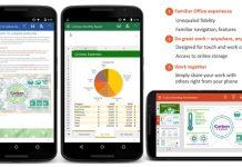 Microsoft Merilis Office (Word, Excel, PowerPoint) untuk Smartphone Android