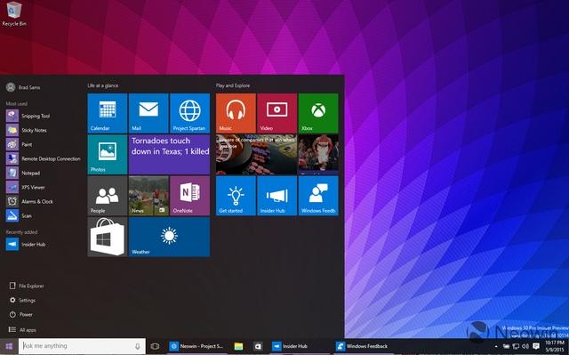Inilah Tampilan Windows 10 Build 10114 yang Lagi-Lagi Mendapat Banyak Polesan UI