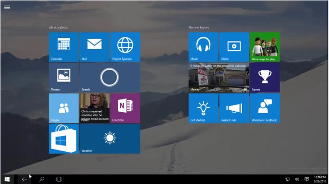 Installer Windows 10 Build 10125 Bocor ke Publik