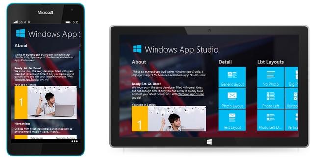 Kini Kamu Bisa Membuat Aplikasi Windows 10 dengan Microsoft App Studio