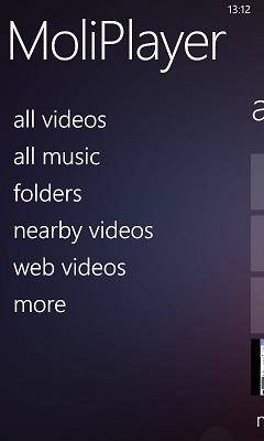 Pemutar video alternatif
