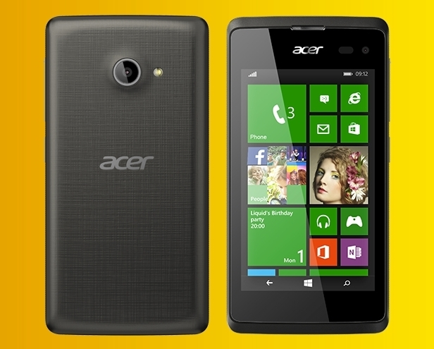 Acer Indonesia Merilis Acer Liquid M220 yang Support Windows 10 Mobile, Tertarik?