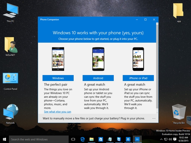 Yuk Ngintip Tampilan Windows 10 Build 10154 (Leaked)
