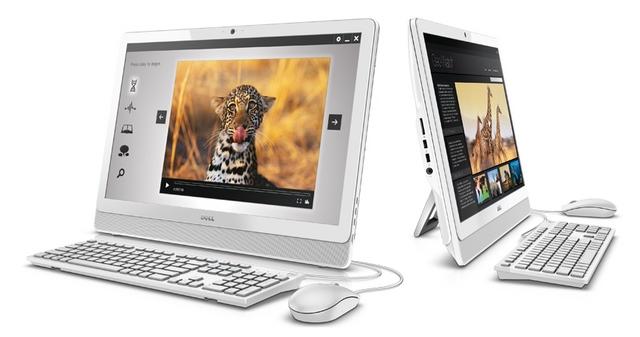 Dell Merilis All-in-One PC Berlayar Lebar dan Tipis dengan Harga Murah