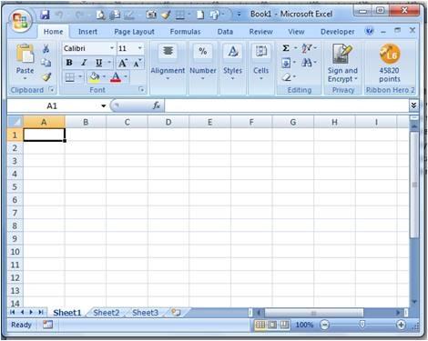 Mengenal Fungsi Hidden pada Microsoft Excel