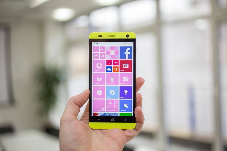 KAZAM Memastikan Merilis Banyak Smartphone Windows 10 Akhir Tahun Ini