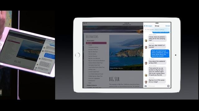 """Apple Menanamkan Fitur """"Snap"""" Multitasking di iPad, Sangat Mirip dengan Windows 8"""