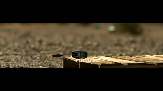 Nokia 3310 Vs Anti Tank 20mm: Siapa Pemenangnya??