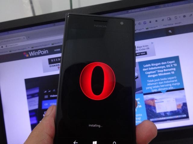 Opera Mini untuk Windows Phone Kini Sudah Tidak Beta Lagi