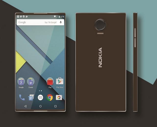 wuih nokia mulai merilis smartphone android tahun 2016 nanti winpoin. Black Bedroom Furniture Sets. Home Design Ideas
