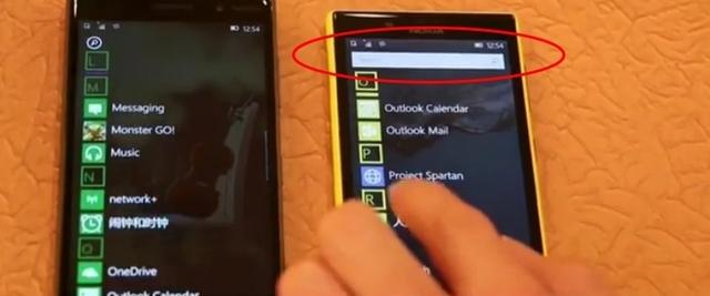 Inilah Tampilan Windows 10 Mobile Build 10134 (Video) — Beserta Fitur Barunya