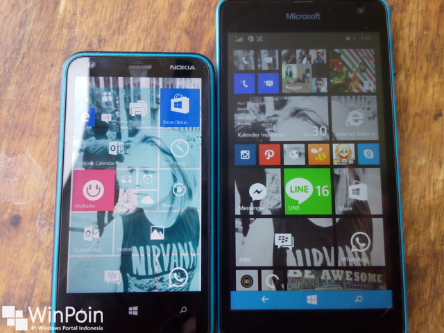 Review Lumia 620 Ketika Menggunakan Windows 10 Mobile Preview
