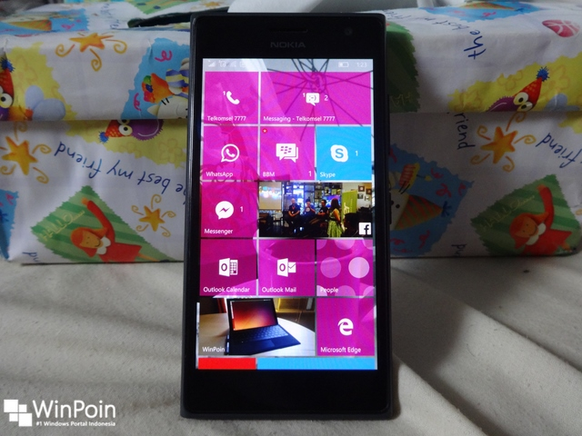 Keren — Inilah Review Windows 10 Mobile Preview Terbaru Build 10166