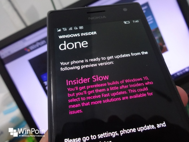 Tik Tok, Windows 10 Mobile Build 10166 Sudah Dirilis ke Slow Ring