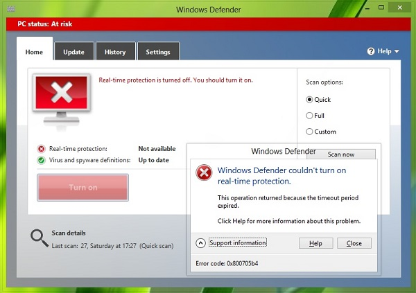 Keamanan Windows 10