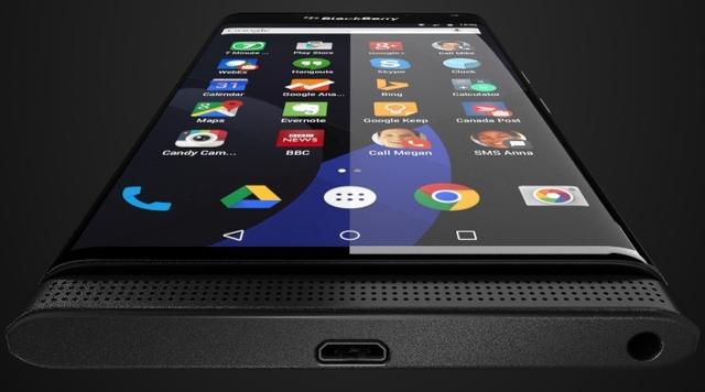 BlackBerry Menyerah: Seperti Inilah Tampilan BlackBerry Ber-OS Android