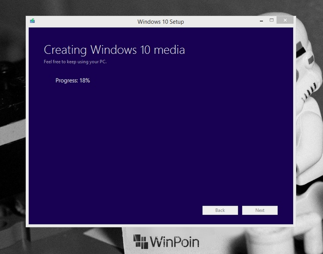 Cara Upgrade Gratis ke Windows 10 Final dengan Media Creation Tool