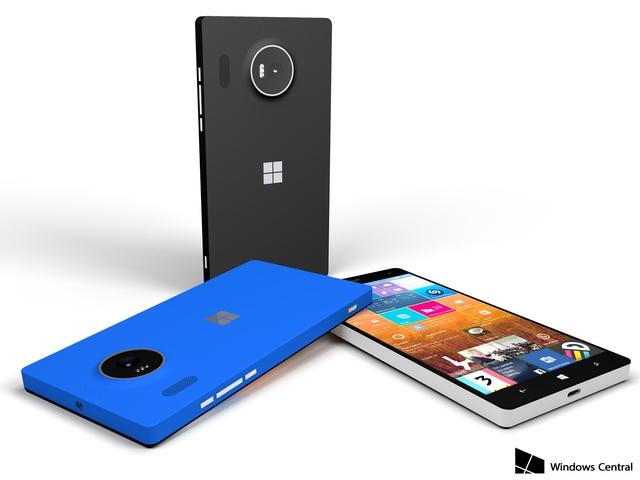 Seperti Inilah Kira-Kira Desain Lumia 950 XL (Cityman) Ketika Dirilis Nanti
