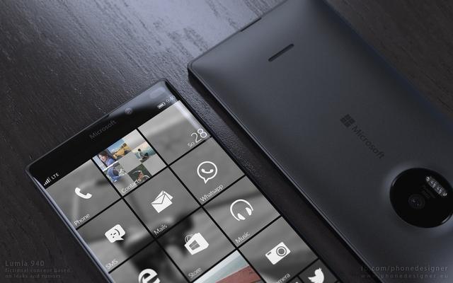 Lumia 940 dan 940 XL Terbuat dari Polycarbonate, Lebih Mahal dari iPhone 6 — Inilah Spesifikasinya