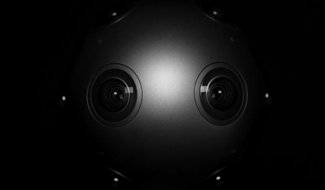Akhirnya Produk Misterius Nokia Terungkap Sudah, Inilah OZO — Virtual Reality Camera yang Canggih dan Futuristik