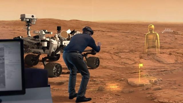 Roket yang Membawa Hololens Meledak Dalam Perjalanan ke Stasiun Luar Angkasa