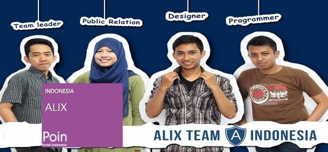 Dukung & Doakan Team ALIX Indonesia Agar Membawa Merah Putih Juara di World Imagine Cup 2015
