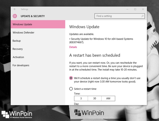 Update Windows Kamu Sekarang Jika Tidak Ingin Jadi Korban Critical Eksploit