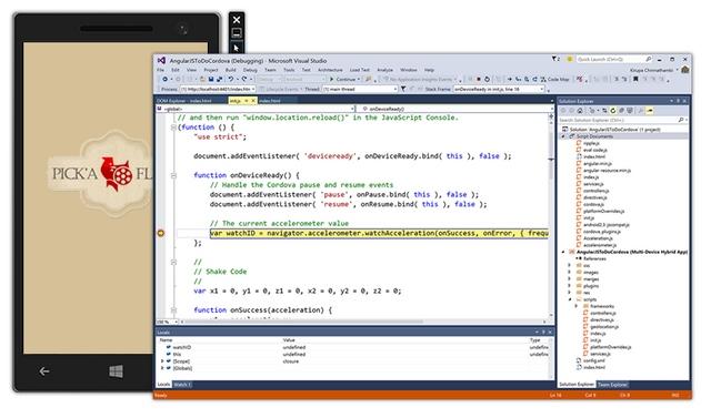 Visual Studio 2015 Sudah Dirilis — Kamu Bisa Download Sekarang